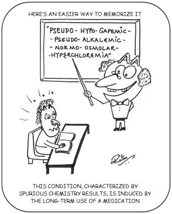 spurious chem quiz cartoon