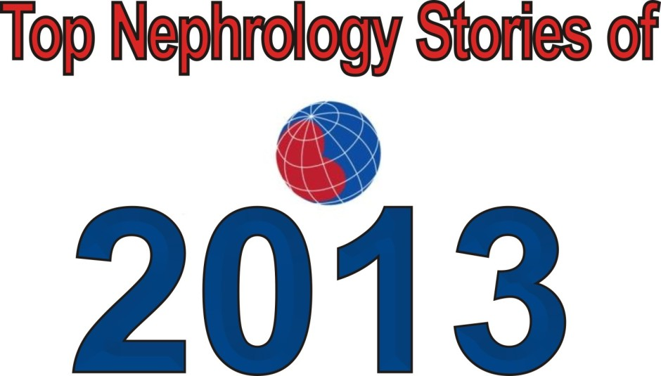 Top Nephrology Stories of 2013 image