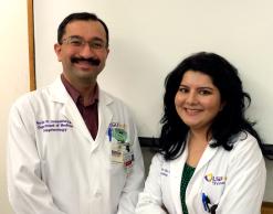 Dr. Neville R. Dossabhoy and Dr. Sarah Khan