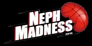 NephMadness 2015 logo