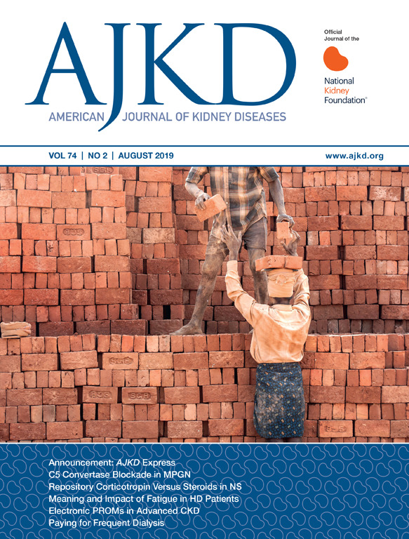 Highlights from the August 2019 Issue – AJKD Blog
